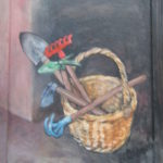 45/35, oil/canvas, the painter´s collection