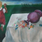 75/110, oil/canvas, the painter´s collection