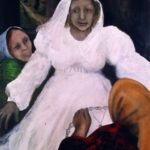 100/85, oil/canvas, National Gallery, Prague