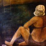 95/80, oil/canvas, Argenteuil, France