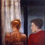 90/75, oil/canvas, private collection, San Diego, USA