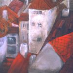 65/60, oil/canvas, private collection, Nuremberg, Gernany