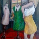 94/78, oil/canvas, the painter´s collection