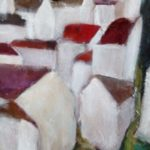 60/40, oil/hardboard, the painter´s collection