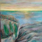 70/60, oil/canvas, the painter´s collection