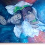60/85, oil/canvas, the painter´s collection