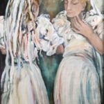 90/65, oil/canvas, the painter´s collection
