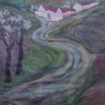 60/70, oil/canvas, the painter´s collection