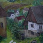 100/85, oil/canvas, the painter´s collection