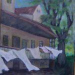 55/40, oil/canvas, private collection