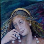 90/75, oil/canvas, the painter´s collection