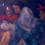 110/85, oil/canvas, private collection, CR, 1977