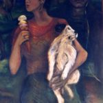 100/80, oil/canvas, the painter´s collection, 1995