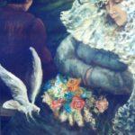 95/80, oil/canvas, private collection, abroad, 1993