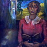 65/60, oil/canvas, private collection, CR, 1991