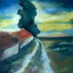 95/60, oil/canvas, the painter´s collection