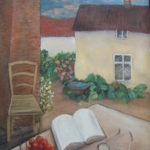 115/90, oil/canvas, the painter´s collection