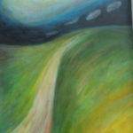 90/70, oil/canvas, the painter´s collection